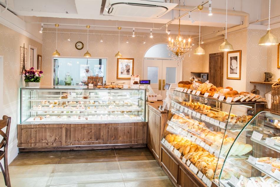 Boulangerie-Cafe